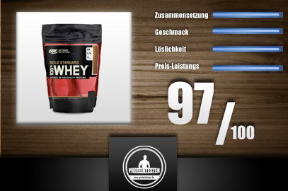 ON Gold Whey Standard