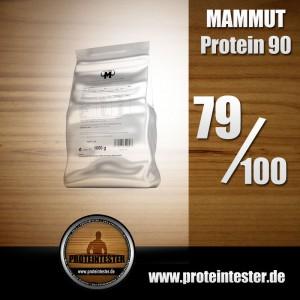 Mammut Protein im Test
