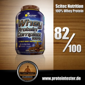 Olimp Whey Test