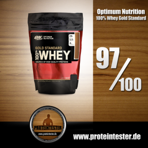 ON Whey Gold Standard