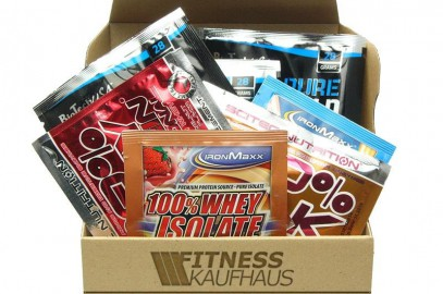 Supplement Sample Box