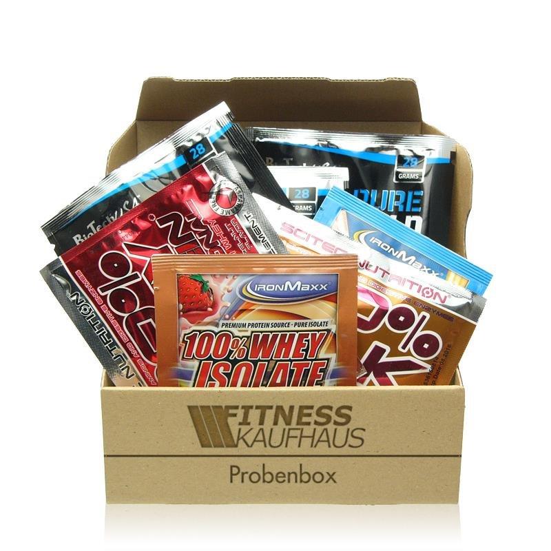 Supplement Sample Box